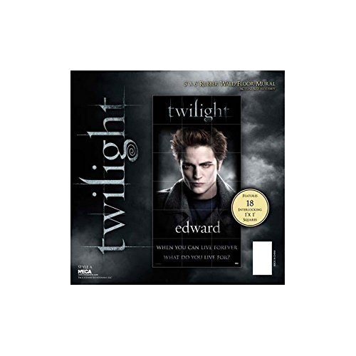 NECA Twilight Rubber Edward forever