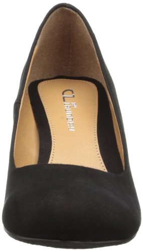 Dirty Women's Suede Laundry Pump Super Black Nima Suede Super aq6Sxwca4C