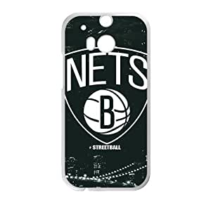 JIUJIU brooklyn nets logo Phone Case for HTC One M8