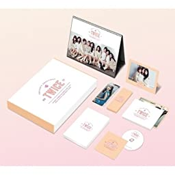 TWICE 2017 Season\'s Greetings DVD with Desk Calendar