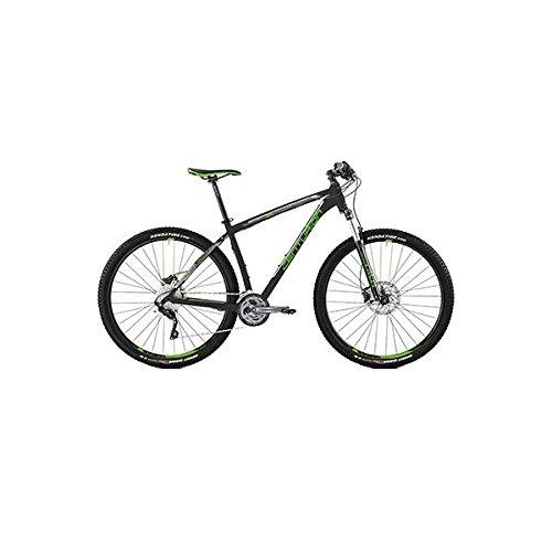 センチュリオン(CENTURION) マウンテンバイク BACKFIRE PRO 200.27 38 M.ブラック 18 38cm B07DL2PJZ8