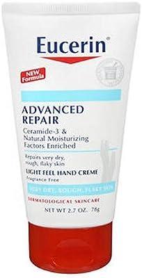 Eucerin Advanced Repair Hand Creme 2.7 oz (Pack of 2)
