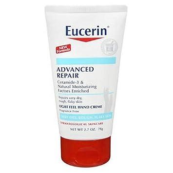 Eucerin Advanced Repair Hand Creme 2.7 oz Pack of 3