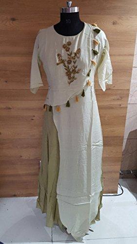 Casual Anarkali Suit Maßanfertigung Custom to Measure Europe size 32 ...