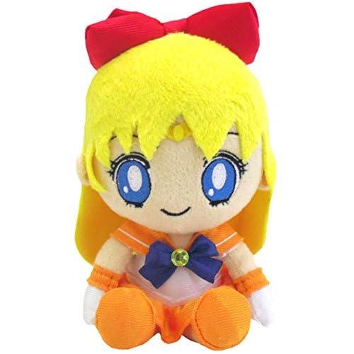 Bandai Sailor Moon Mini Peluche Coussin Sailor Venus