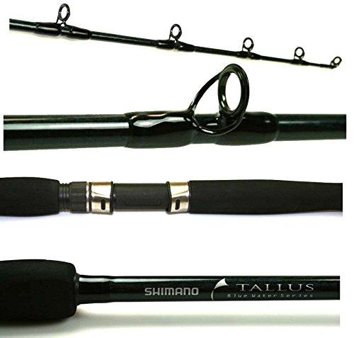 Shimano Tallus TLC-70MHB Blue Water Series Rod - Blue