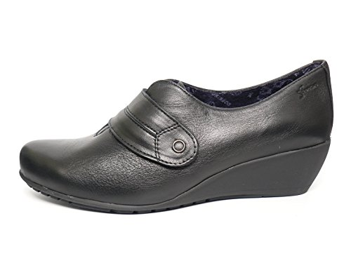 Women's Women's Black Flats Dorking Women's Flats Dorking Black Loafer Loafer Dorking Loafer tAR8q