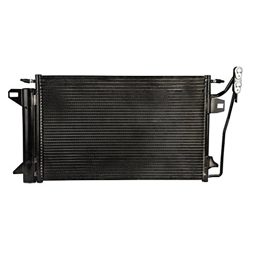 Klimoto Brand New Condenser fits Ford Fusion 2006-2011 Lincoln MKZ Mercury Milan 2.3L L4 3.0L 3.5L V6 FO3030208 6N7Z19712A 9N7Z19712A 7-3390 3390HE CND3390 DPI3390