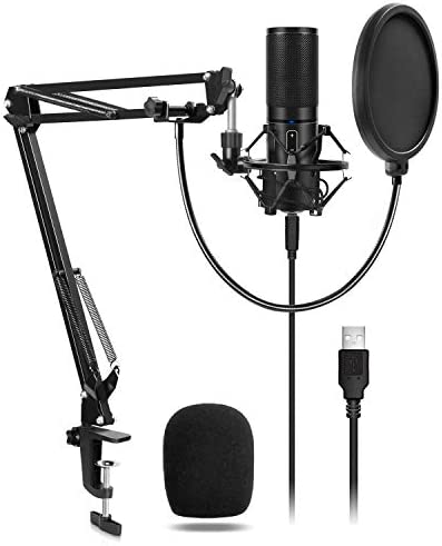 TONOR Microphone Condenser Recording Podcasting product image