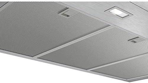 Bosch DWQ96DM50 - Campana extractora de pared (610 m3 aire/h, 70 dB máx. en intensivo), 4 velocidades, 90 cm, acero inoxidable: Amazon.es: Hogar