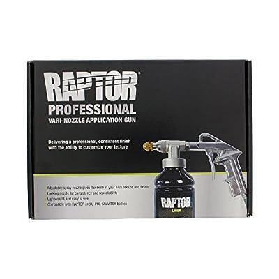 U-POL Products Raptor Adjustable Gun (UPL-UP4880): Automotive