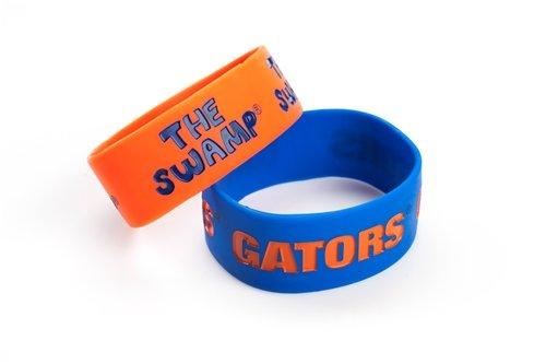 Aminco International CCP-BC-207-02 Silicone Rubber Bracelet - Florida Gators from aminco