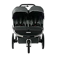 Thule Urban Glide is an all-round sports stroller with a sleek and lightweight design making it perfect for urban mobility or jogging on your favorite path.