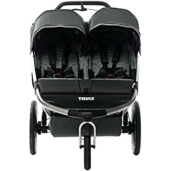Amazon Com Thule Urban Glide Double Jogging Stroller