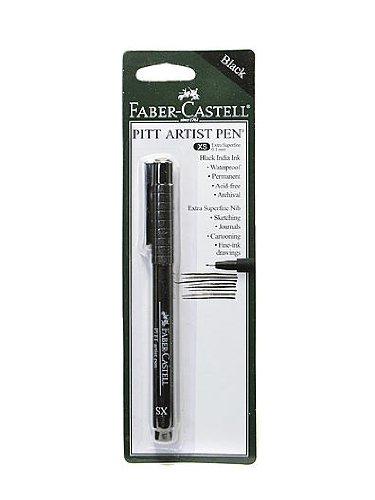 Faber Pen (Faber-Castel Extra Superfine PITT Artist Pen,)