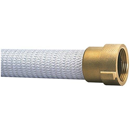 FireTech Rack & Reel Hose, Brass NST Coupled, 1 1/2'' x 75'