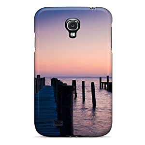 New Fashionable AmaCaAcc IjI5980Ibsu Cover Case Specially Made For Galaxy S4(lighthouse)
