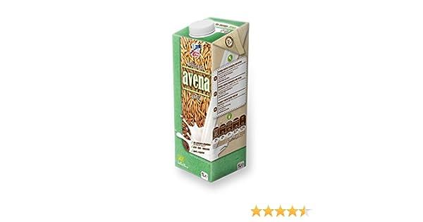 La Finestra Sul Cielo Bebida Vegetal de Avena de Cultivo Ecológico Sin Azúcar - Paquete de 6 x 1000 ml - Total: 6000 ml: Amazon.es: Alimentación y bebidas