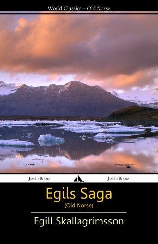 Egils Saga (Old Norse) (Icelandic Edition) by JiaHu Books