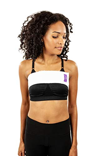 Compression Bandeau Bra Post Surgery Recovery, Breast Augmentation Bra (S122)