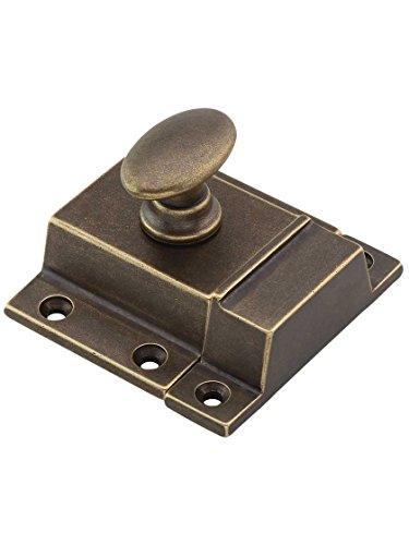 Top Knobs M1785 Additions Collection 2 Inch Cabinet Latch, German Bronze