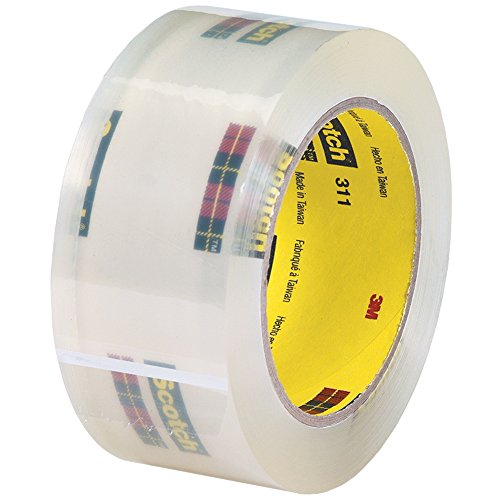 SHPT902311 - 3m 311 Carton Sealing Tape by 3M