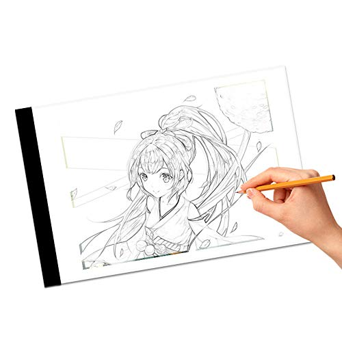 A4 LED Artist Thin Stencil Drawing Board Box Pad Table - Tablet Accessories Tablet Parts -1 x LED Drawing Board