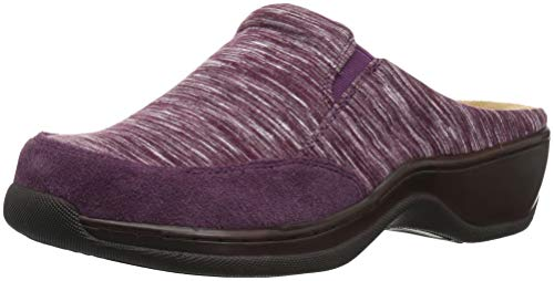 Granate Para Mujer Alcon Softwalk Zuecos 7EqISW6