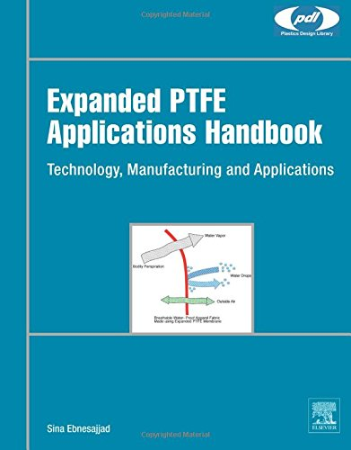 Expanded PTFE Applications Handbook: Technology, Manufacturing and Applications (Plastics Design ()