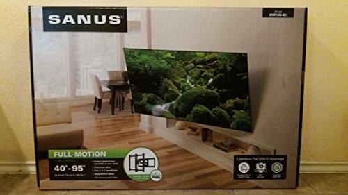 - Sanus - Elite Series Full Motion TV Wall Mount for Most 40