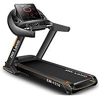 Skyland EM-1276 Automatic Foldable Treadmill , 5.5 HP Peak Motor (Free Installation Service) -for Home Use, Auto Incline…