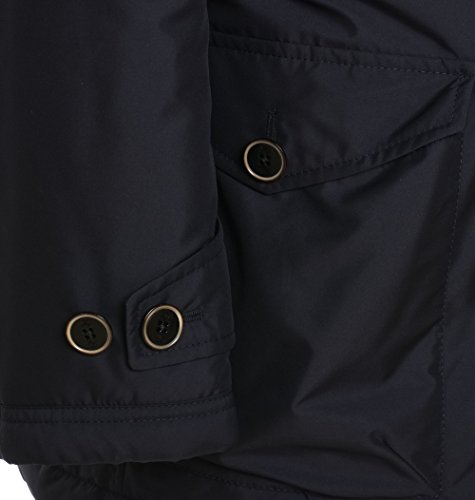 Nam13350680axxu808 Fay Outerwear Giacca Blu Uomo Poliestere qwt5qrT6x