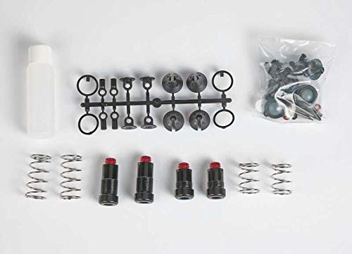 H90081 - Graupner Stoßdämpfer Set vorne hinten