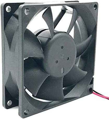 Brand New for delta cooling fan 80mm AFB0824SH 808025mm DC 24V 0.33A 4000RPM 46.62CFM 2-Pin cooler