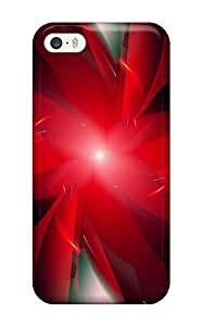 Awesome Creative Star Flip Case With Fashion Design For Iphone 5/5s