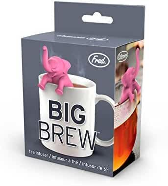 Fred BIG BREW Elephant Silicone Tea Infuser