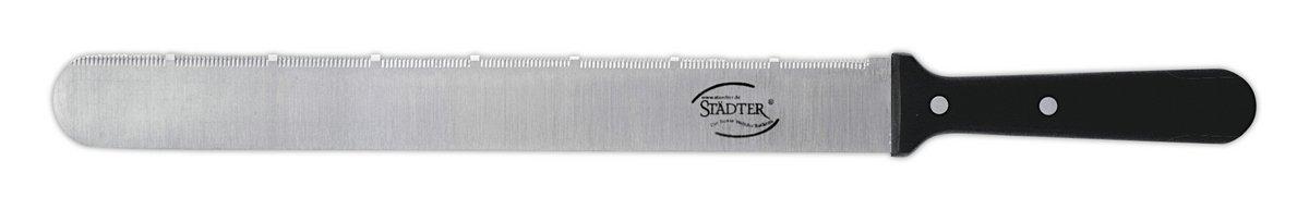 Staedter Confectioner's Knife, Silver, 30 cm Length x 3.5 cm Width 454019