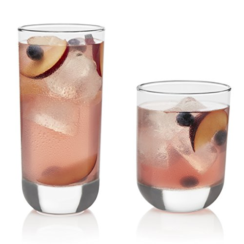 Libbey Polaris Drinking Glasses Tumblers product image