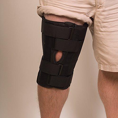 (Darco Deluxe Three-panel Knee Immobilizer 12