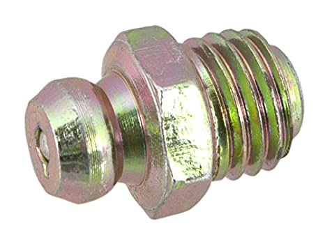 Performance Tool W54218 8 Pc Mm Grease Fitting Asstmnt,