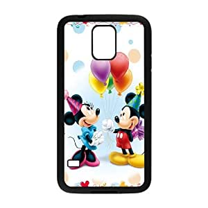 Micky Mouse Samsung Galaxy S5 Cell Phone Case Black SA9704518