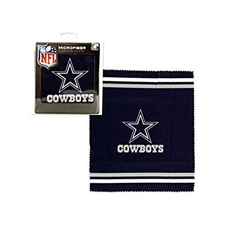 NFL Dallas Cowboys Eyeglasses Cleaning Cloth Microfiber - Dallas Eyeglasses