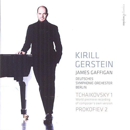 Tchaikovsky & Prokofiev: Piano Concertos by Kirill Gerstein