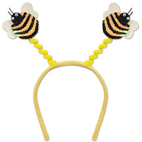 Price comparison product image dolly2u Sequined Bumblebee Boppers Case Pack 12