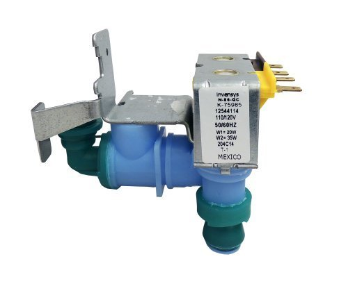 Supco WV5154 Dual Inlet Water Valve Replaces Whirlpool 67005154, 1071263, 67003818, 8208153 by Supco (Image #2)