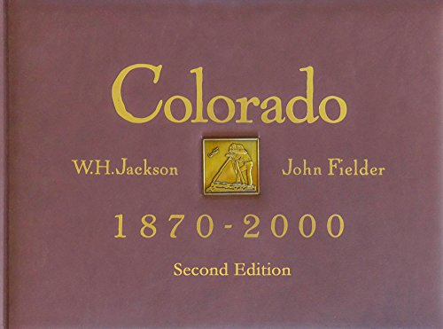For the first time since its publication in 1999, Colorado s best-selling book of all time, the big brown leather book, is being improved. Over 200,000 copies of it and its brethren, Colorado 1870-2000 Vol. II, and Colorado 1870-2000 Revisited: The H...