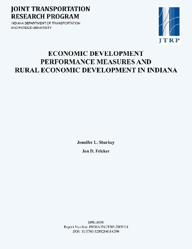Economic Development Performance Measures and Rural Economic Development in Indiana