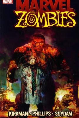 Marvel Zombies TPB Hulk Cover, Marvel Comics