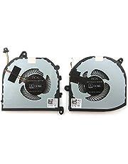iHaospace Vervangende laptop CPU + GPU Cooling Fan voor Dell XPS 15 9570