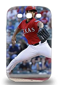 MLB Texas Rangers Yu Darvish #11 Phone 3D PC Case For Galaxy S3 ( Custom Picture iPhone 6, iPhone 6 PLUS, iPhone 5, iPhone 5S, iPhone 5C, iPhone 4, iPhone 4S,Galaxy S6,Galaxy S5,Galaxy S4,Galaxy S3,Note 3,iPad Mini-Mini 2,iPad Air )